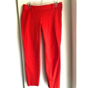 JCrew Women's City Fit ankle pant size 4